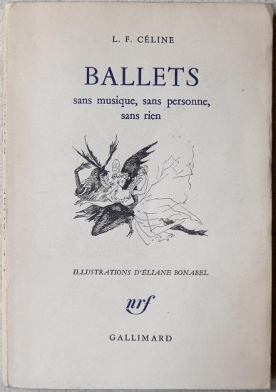 Eliane Bonabel - BALLETS