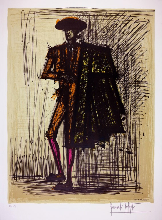 Artist's proof sheet (Epreuve d'artiste) are the limited number of ...