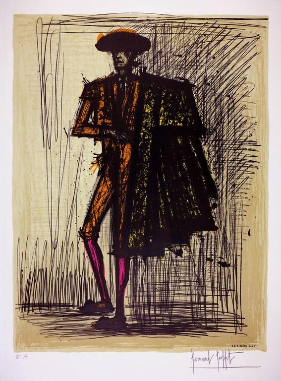 Bernard Buffet - Tauromachie - Lithographies