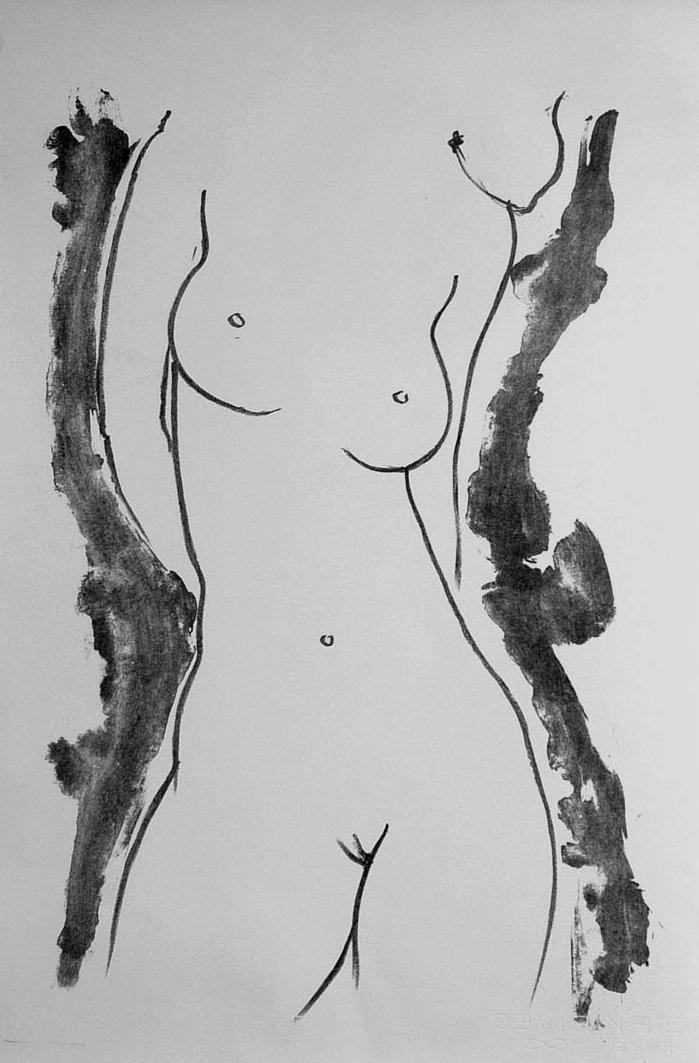 Alain Bonnefoit - Lithographie - FRANCE ART DIFFUSION