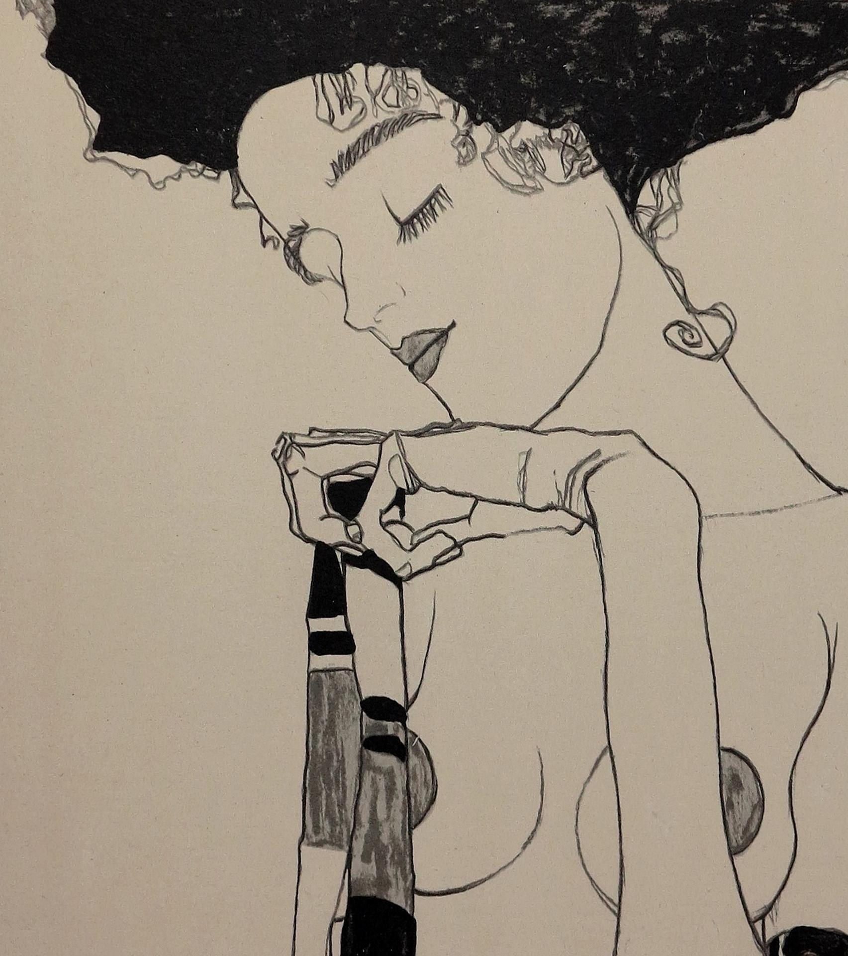 egon schiele Prints by austrian expressionist artist egon schiele available from goldmark in uppingham.