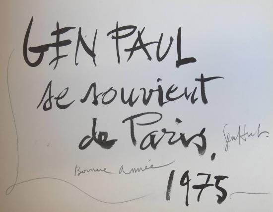 Gen paul se souvient de paris 1975