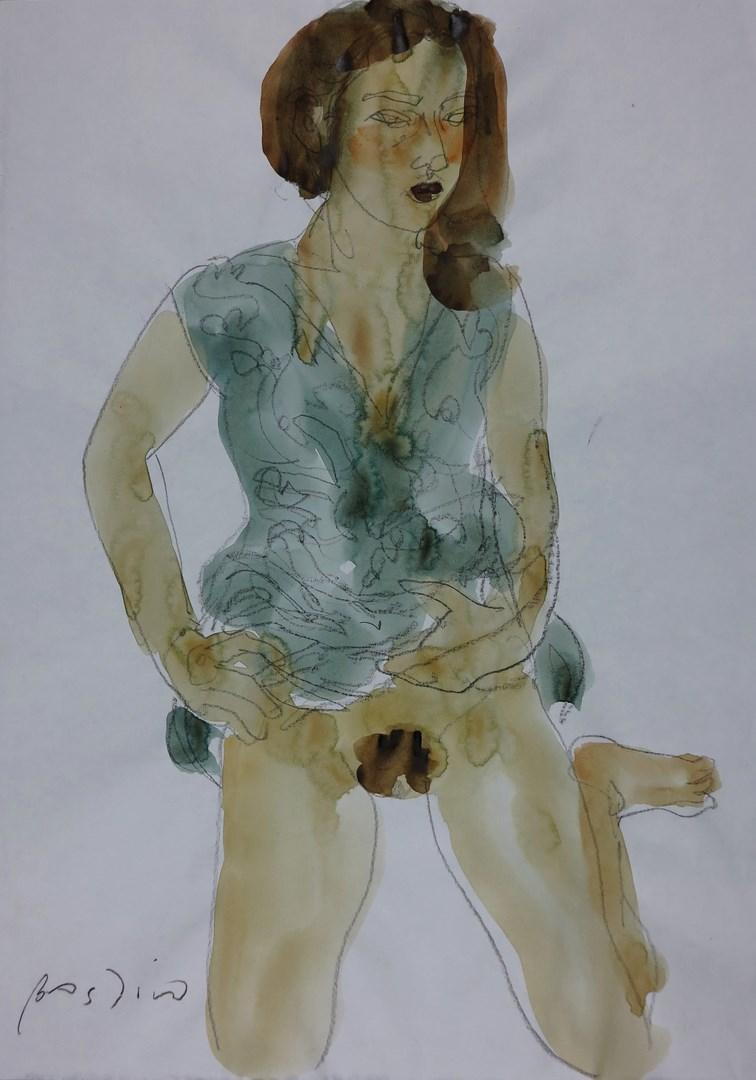 Mchael BASTOW - Dessin - FRANCE ART DIFFUSION