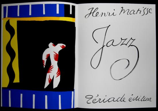 Matisse - JAZZ - Lithographies