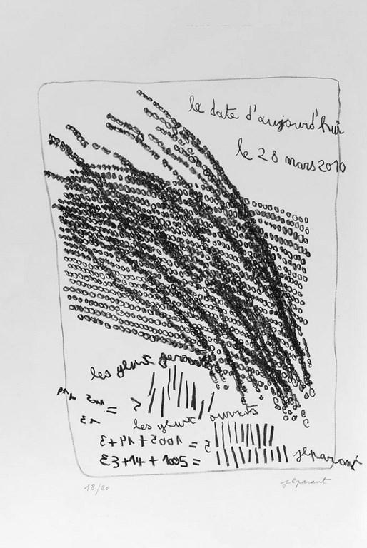 Jean-Luc Parant Lithographs