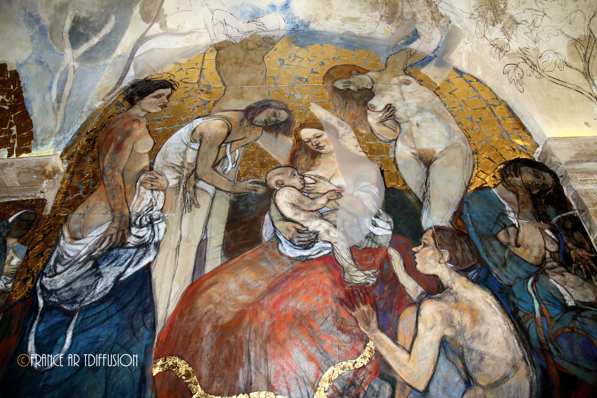 Michael BASTOW - Dessins - Pastel - FRANCE ART DIFFUSION
