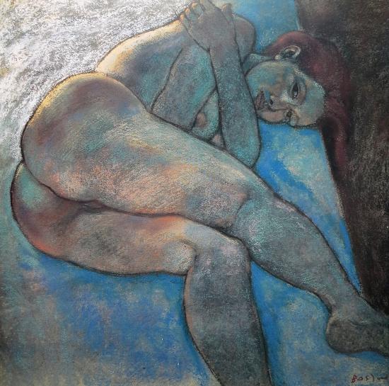 Michael BASTOW - Dessins - Pastel
