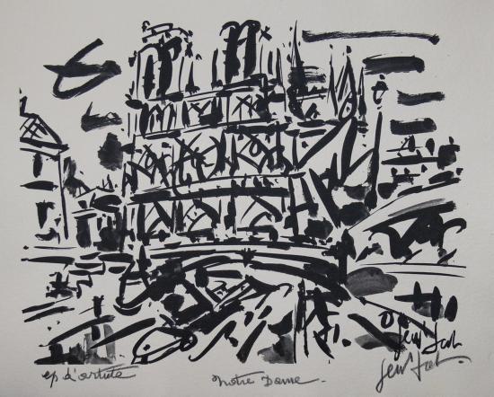Gen Paul, Notre Dame 1974