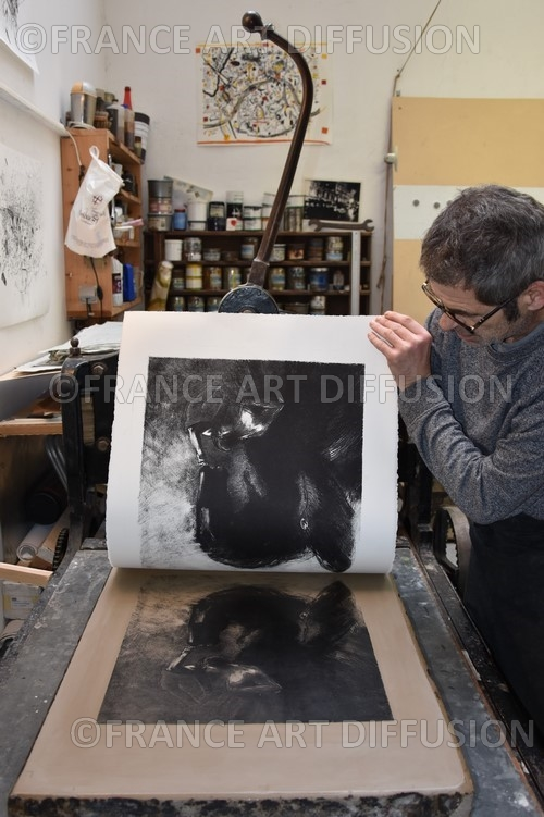 FRANCE ART DIFFUSION Lithographs