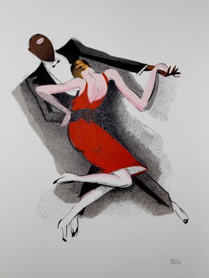 Paul Colin, Josephine Baker, Le tumulte noir 1927