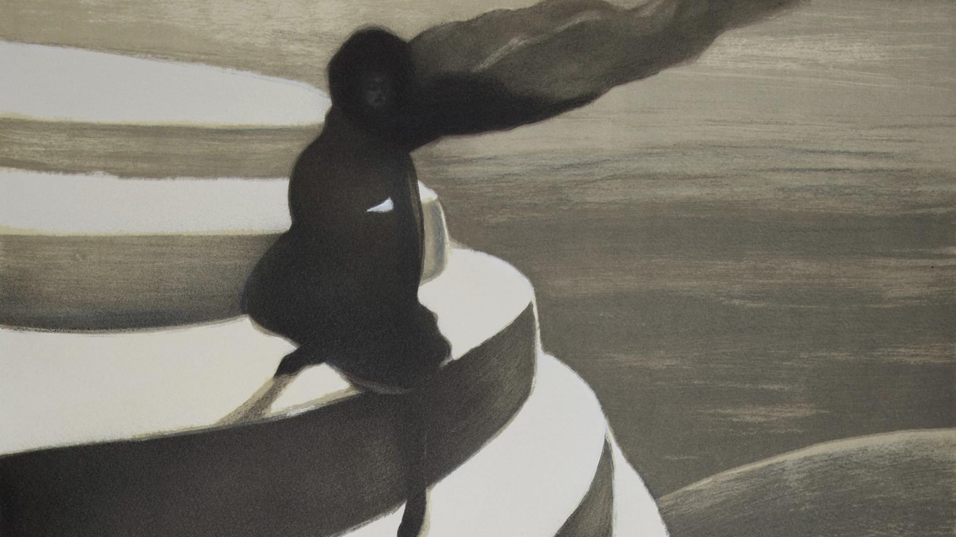 LEON SPILLIAERT | Vertige, 1908 | Lithographie